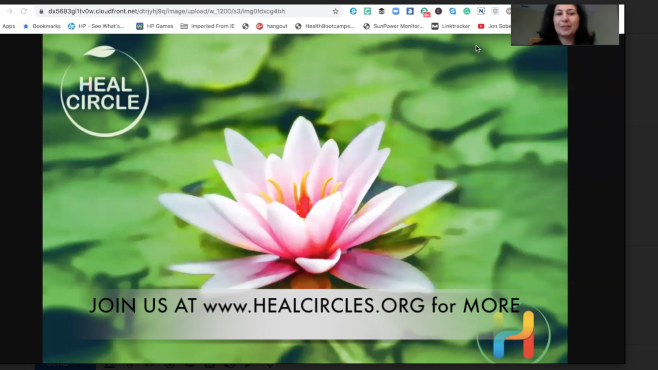 Stress Management Session for Heal Circle